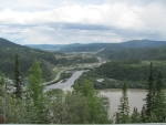 Juli 2011 Fairbanks - Dawson City